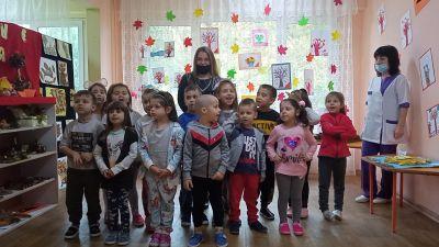 Есенна изложба - ДГ Радомирче - Радомир